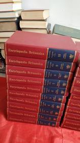 Encyclopedia Britannica 不列颠百科全书 大英百科 全书第15版(30卷全)