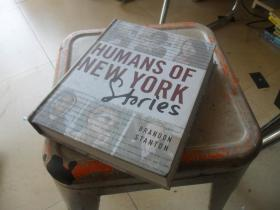 Humans of New York 英文原版