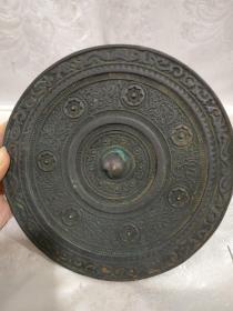 古玩铜器收藏    铜镜