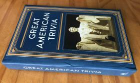 美国历史趣事  Great American Trivia 英文版英语学习知识