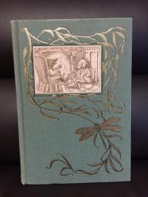 The Wind in the Willows by Kenneth Grahame -- 肯尼斯 格雷汉姆《柳林风声》Folio 2005出版 Charles van Sandwyk精美插画