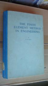 The Finite Element Method in Engineering Science 精装18开