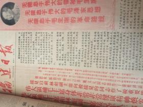 福建日报1968年3月合订本