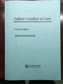 Collier's Conflict of Laws (fourth edition)