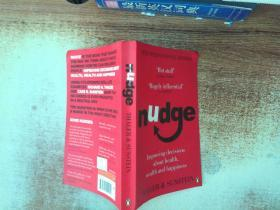 Nudge:Improving Decisions About Health, Wealth and Happiness[助推:事关健康、财富与快乐的最佳选择]