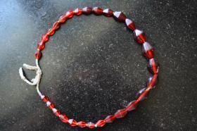 漂亮的红珠子【29粒】