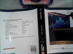 Investments EIGHTH EDITION(英文原版 投资学 第八版)