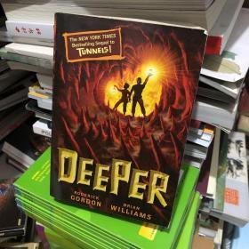 Tunnels Book 2: Deeper 隧道系列2:地府之旅
