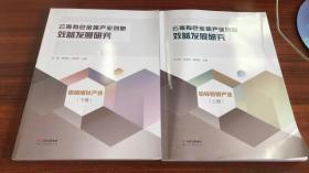 云南省有色金属产业创新效益发展研究.(上下册)