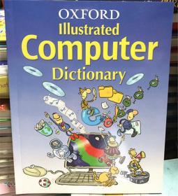 平装 Oxford Illustrated Computer Dictionary 图解计算机词典