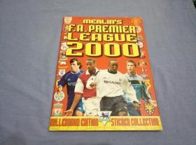 Premier League 2000 - Merlin - Angleterre   16开
