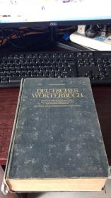Deutsches Wörterbuch(德语辞典)德文