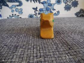 俗名:木黃綠眼貓
