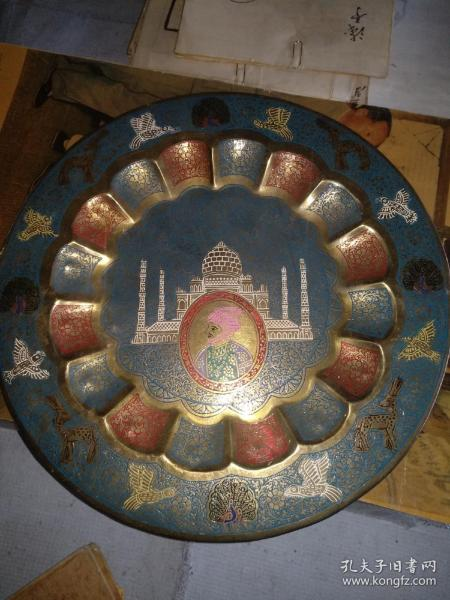 銅盤 印度產