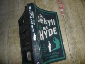 The Strange Case of Dr. Jekyll and Mr. Hyde基尔博士和海德先生的奇怪案件 经典名著英文原版