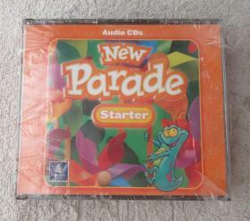 New Parade, Starter Audio CD(未拆封)