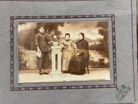 民国老照片原照片