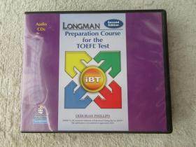 Longman Preparation Course for the TOEFL Test: iBT: Audio CDs (9张CD光盘)