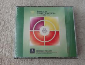 Longman Introductory Course for TOEFL Test Audio CD