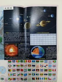 老地图:世界地图(尺寸:59cm*42.5cm)