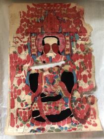 木版年画、民俗版画、余杭纸马。