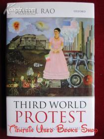Third World Protest: Between Home and the World(英语原版 精装本)第三世界抗议:在家庭与世界之间