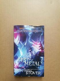 Test of Metal:A Planeswalker Novel
