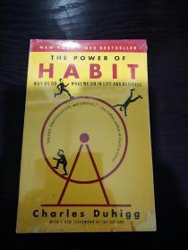 习惯的力量 英文原版 查尔斯杜希格 The Power of Habit,封面有勒痕,无笔记无划线,包邮