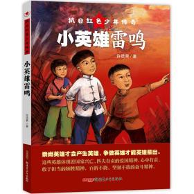 抗日红色少年传奇:小英雄雷鸣(儿童小说)