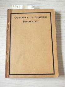 OUTLINES OF BUSINESS PSYCHOLOGY