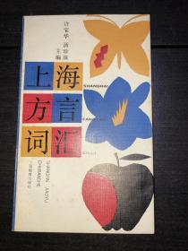 《上海方言词汇》(未阅库存品)