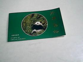 珍稀动物   同题材邮票