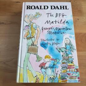 The BFG: Matilda George's Marvellous Medicine