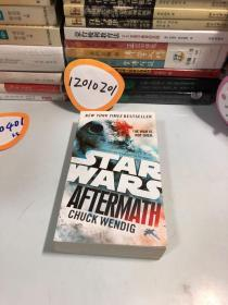 STAR WAR (星球大战 )AFTETMATH  英文原版