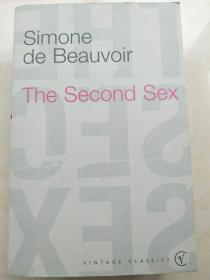 The Second Sex   第二性    【英文原版,品相佳】