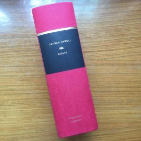 Essays of George Orwell 《奥威尔散文选集 》- Everyman library 人人文库布面精装 巨厚本 缺书衣