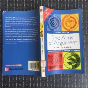the aims of argument a brief guide 英文原版16开