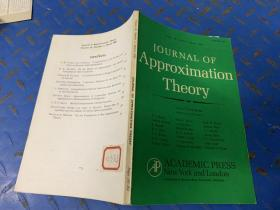 JOURNAL OF APPROXIMATION THEORY看图