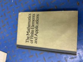 The Mathematics of Finite Elements and Applications 看图