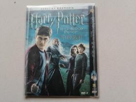 哈利波特与混血王子DVD光盘1张