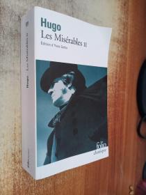 Hugo:Les Miserables II(悲惨世界 法文原版)