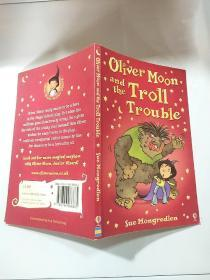 Oliver Moon and the Troll Trouble :奥利弗·穆恩和巨魔的麻 烦