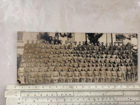 民国抗战时期日本鬼子合影老照片