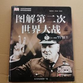 图解第二次世界大战(精装)