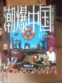 潮爆中国:新新中国城市文化笔记