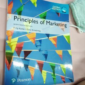 Principles of Marketing, Global Edition 第17版  市场营销原理