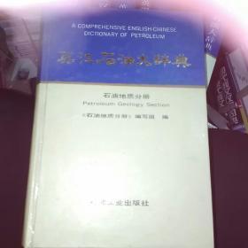 英汉石油大辞典.石油地质分册