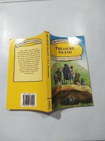 TREASURE ISLAND:  金银 岛