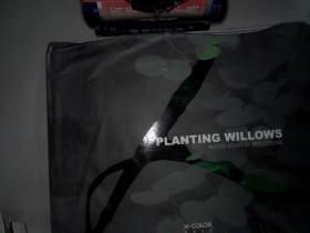 PLANTING WILLOWS 柳树栽植 封面有破埙