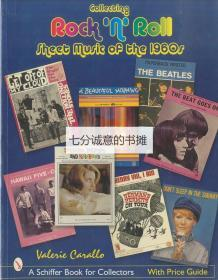 Rock`n`Roll Sheet Music of The 1960s